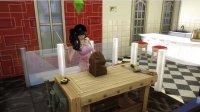 【默寒】《模擬人生4》番外篇-白衣天使五小歌 EP.2【御姐+蘿莉=菜刀雕刻師】
