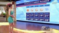你们要的墨西哥天气女主播视频续集