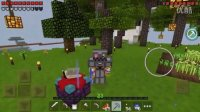 我的世界pe雨文《暮色森林動物空島13》附魔臺   Minecraft方塊概念材質視頻解說教程