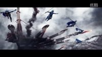 傳奇影業奇幻3D動作片《長城》12月30日 跨年首選【中字】