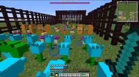 【木子老旅】我的世界植物大戰僵尸 EP1 不需要模組的游戲