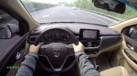 視車評 2017寶駿730 1.8L AMT智能手動 主視角試駕 評測