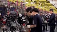進口奔馳與北京奔馳工廠對比, 看完才知道最本質的區別在