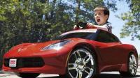 國外一歲男童精通所有汽車品牌, 我們一歲的時候能記住什么?