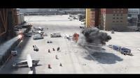 北京特效公司 Base FX 的《美國隊長3》特效制作解析