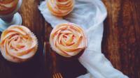 玫瑰草莓奶油芝士杯子蛋糕 甜美少女系的杯子蛋糕一定要嘗嘗 40