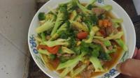 西蘭花的功效與作用 西蘭花的營養價值 番茄西蘭花炒肉做法視頻 東莞美食