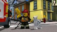 【xiao白鷺】百變樂高積木玩具視頻動畫片 樂高我的城市01期 樂高幻影忍者 海底小縱隊