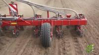 德國的農業機械真的不愧是農業強國, 這個播種方式很厲害
