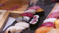 日本街頭美食 - 築地市場海鮮壽司餐