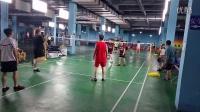 體育場毽球隊分組比賽(一)