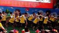 南岗幼儿园幼儿舞蹈大班串烧歌表演