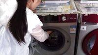 肥東凱旋海爾專賣店水晶滾筒洗衣機培訓視頻