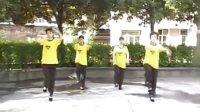 中路铺夕阳红广场健身舞-男人的心