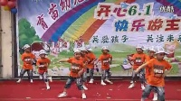 幼儿舞蹈《酷炫男孩》_标清
