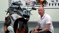 2015 KTM RC390 摩托車 特點和優點詳解
