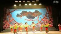 平利县红舞鞋舞蹈培训中心少儿舞蹈《又见茉莉花》