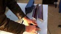 蚌埠十字繡裝裱機,釘角機最便宜的多少錢,相畫框釘角機視頻零售價