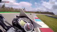 2015款凱旋Speed Triple R 賽道第一視角高清測試