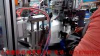 汽車打氣泵裝配自動化 自動螺絲機 自動裝配軸承