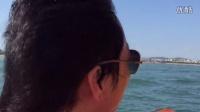 20150822蓬萊八仙渡海景區坐快艇