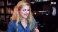 [超清]美國女生金小魚翻唱《李白》 唱得太好聽了!!_超清
