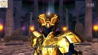 【圣斗士星矢戰士魂】第3期黃金十二宮篇挑戰雙子宮,笨笨游戲錄