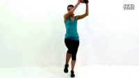 健身操教你練出腹肌告別肚腩運動減肥的最好方法