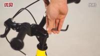 優貝兒童自行車獵豹童車的安裝視頻