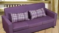 簡約現代小戶型客廳經濟型實木布藝沙發單雙三人位可拆洗特價家具