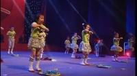 中三班幼儿舞蹈 《好好学习》彩排现场