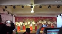 新干縣實驗小學2017慶元旦年輕女教師舞蹈《落花》