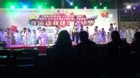 豐順體校跆拳道(騰勝館)17元旦表演晚上金河灣與藝術幼兒園演出
