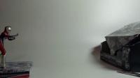 [顏哥制作]歐布奧特曼威化餅   聯動歐布圓環  (⊙o⊙)…額,打斷,不可以聯動的…