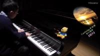 周杰倫【晴天+不能說的秘密】鋼琴版 by Cambridge李勁鋒