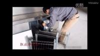 家裕無煙燒烤車凈化器清洗過程18506498586