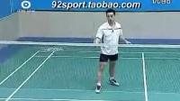 扑球教学视频羽毛球教学视频 正手扑球技巧 羽毛球拍 羽拍技巧 内部训练_标清
