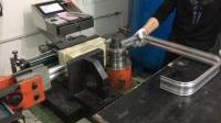 自動彎框機,彎管機,箱包鋁口加工!