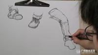 美術簡單人物速寫圖片和素描畫蘋果