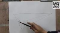 15天學會素描建筑素描入門_速寫鞋子_素描基本功素描培訓班多少錢