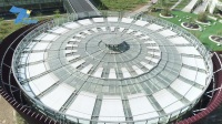 中糧智慧農場——戶外電動遮陽、遮陽天棚、電動張力遮陽系統、FTS