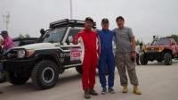 2017年5月1號新疆阿拉爾沙漠之門場地賽巴州郝治國第二名 沙漠T2巴州郝老三柴玉新第六名