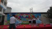2017年新泉中心幼儿园中四班幼儿舞蹈爱的华尔兹