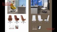 現代化風格辦公椅定制 馬沃家具