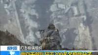打擊極端組織:俄空天部隊殲滅200多名極端分子 170821