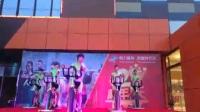 商廈時代店慶_單車表演2