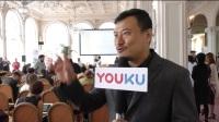 """现场:刘开珞现身中意合拍片论坛 分享经验爆料""""三生""""衍生品销售额达3亿"""