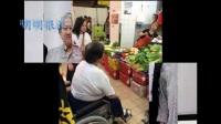 65歲洪金寶沒法拒絕美食的誘惑,坐著輪椅都要去買菜?滿臉憔悴
