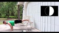 科里徒手健身 - 如何利用自重训练锻炼出强大的肩部力量