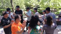 珍寶島北京2017半年會平谷旅游拓展活動